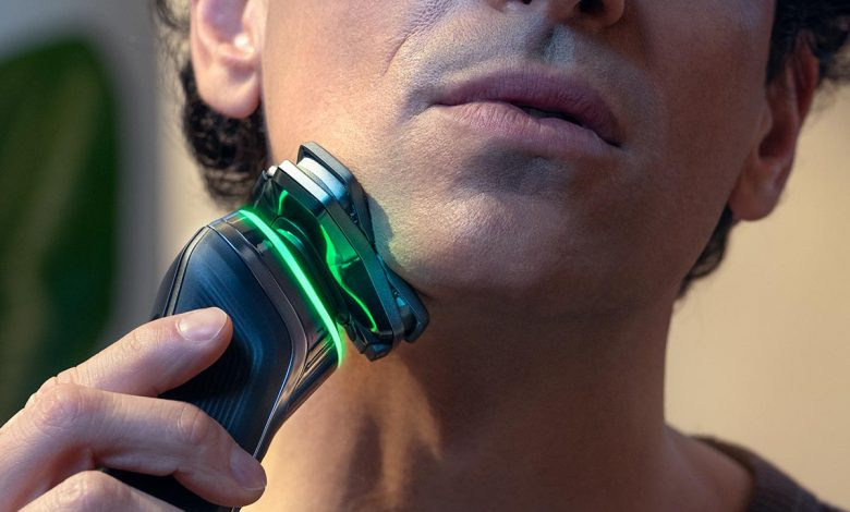 philips-s9000:-shaver-with-ai