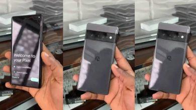 Photo of Google Pixel 6 Pro: Prototype video reveals beauty of new smartphone