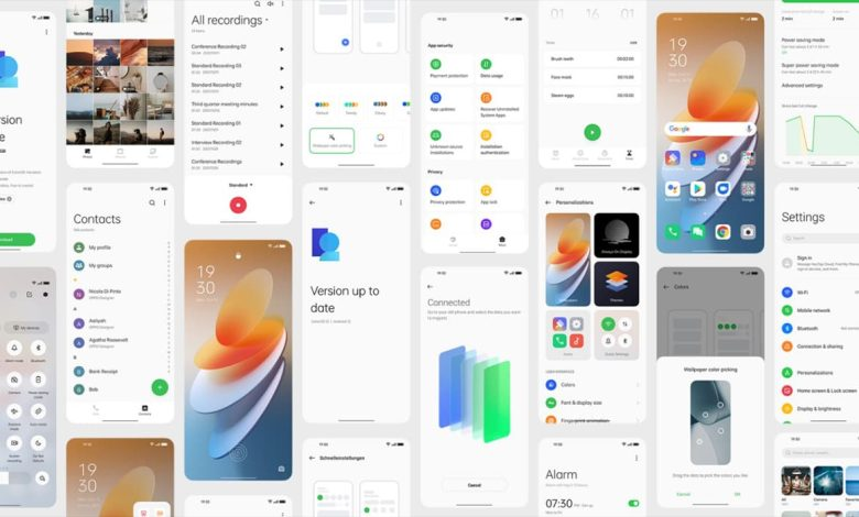 it's-official!-oppo-presents-the-new-coloros-12,-based-on-android-12